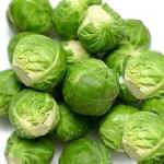 Brussels Sprouts - A traditional winter veggie, these 1 inch cabbages are rich in beta-carotene, Vitamin C and Fiber. Excellent growing in cooler summer climates. Harvest after a frost for the sweetest flavor. Best cooked in a pot with the lid off. Sweet and tasty!